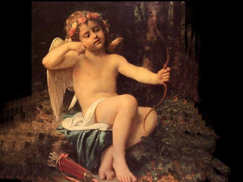 O incrível ou estúpido Cupido?