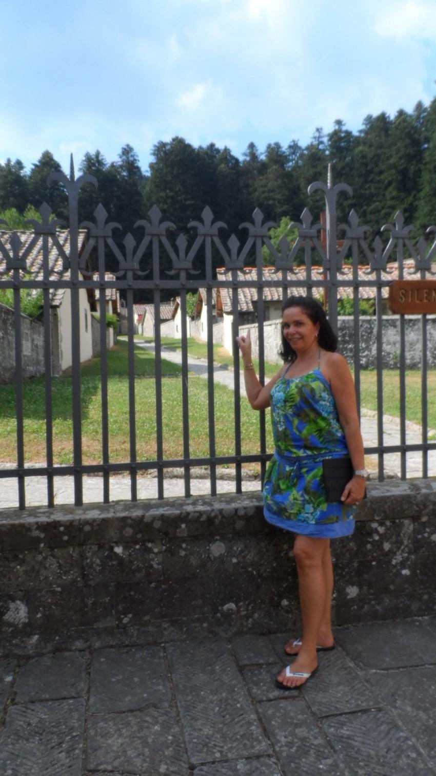 CAMÁLDOLI –  O MOSTEIRO E O EREMITÉRIO DE SÃO ROMUALDO