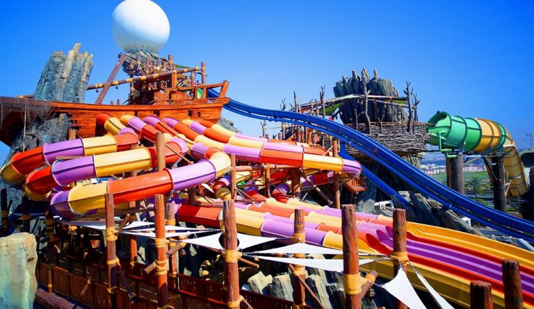 YAS WATERWORLD – ABU DHABI