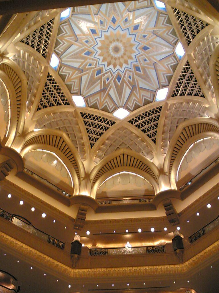 EMIRATES PALACE HOTEL – ABU DHABI