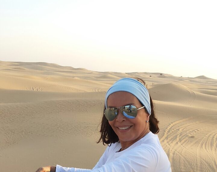 DESERTO DE AL KATHIM